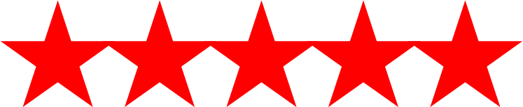 client-rating-five-star-red